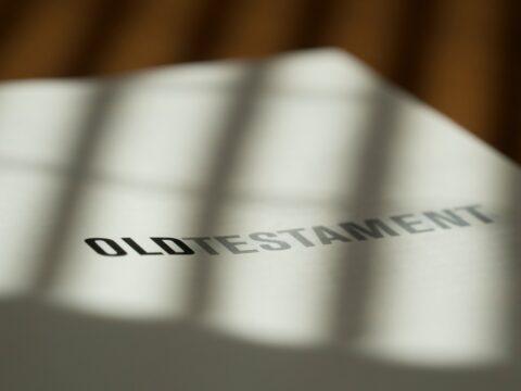 jak rozpoznać biblię po starym testamencie
