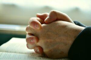 modlitwa słowem Bożym