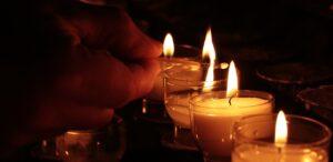 rytuał modlitwy